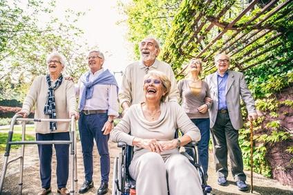 choisir une mutuelle senior pour la vie en maison de retraite