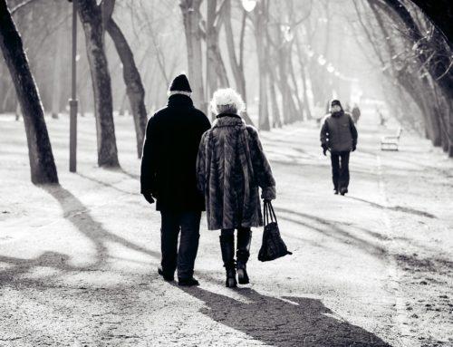 Séniors : comment se protéger du froid pendant l'hiver ?