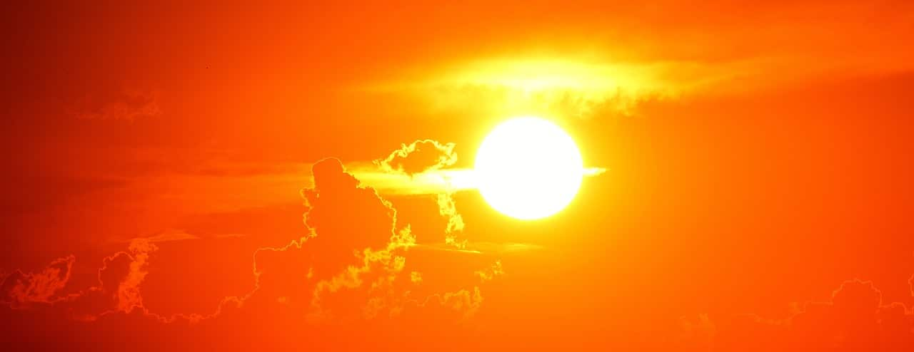 Soleil et canicule