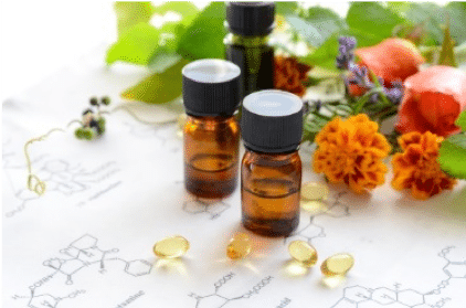 produit naturelle huile essentielle