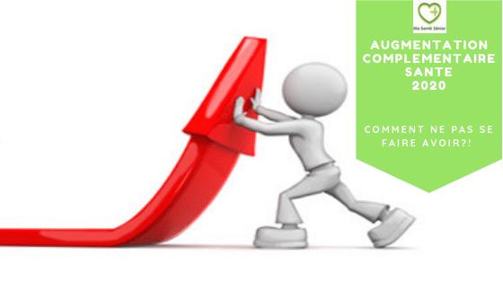 augmentation complementaire sante 2020